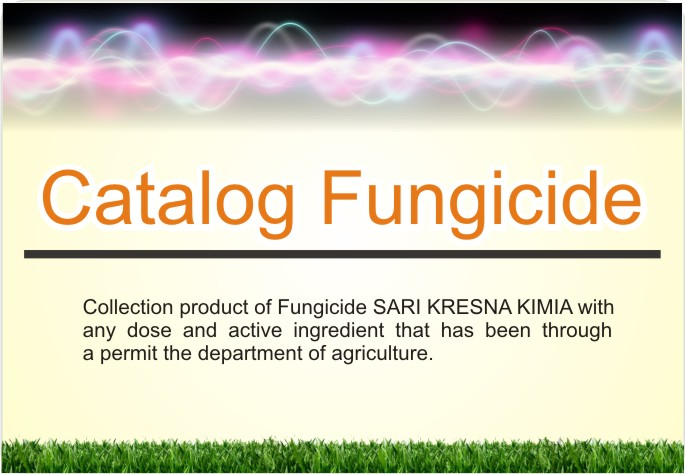 Fungisida